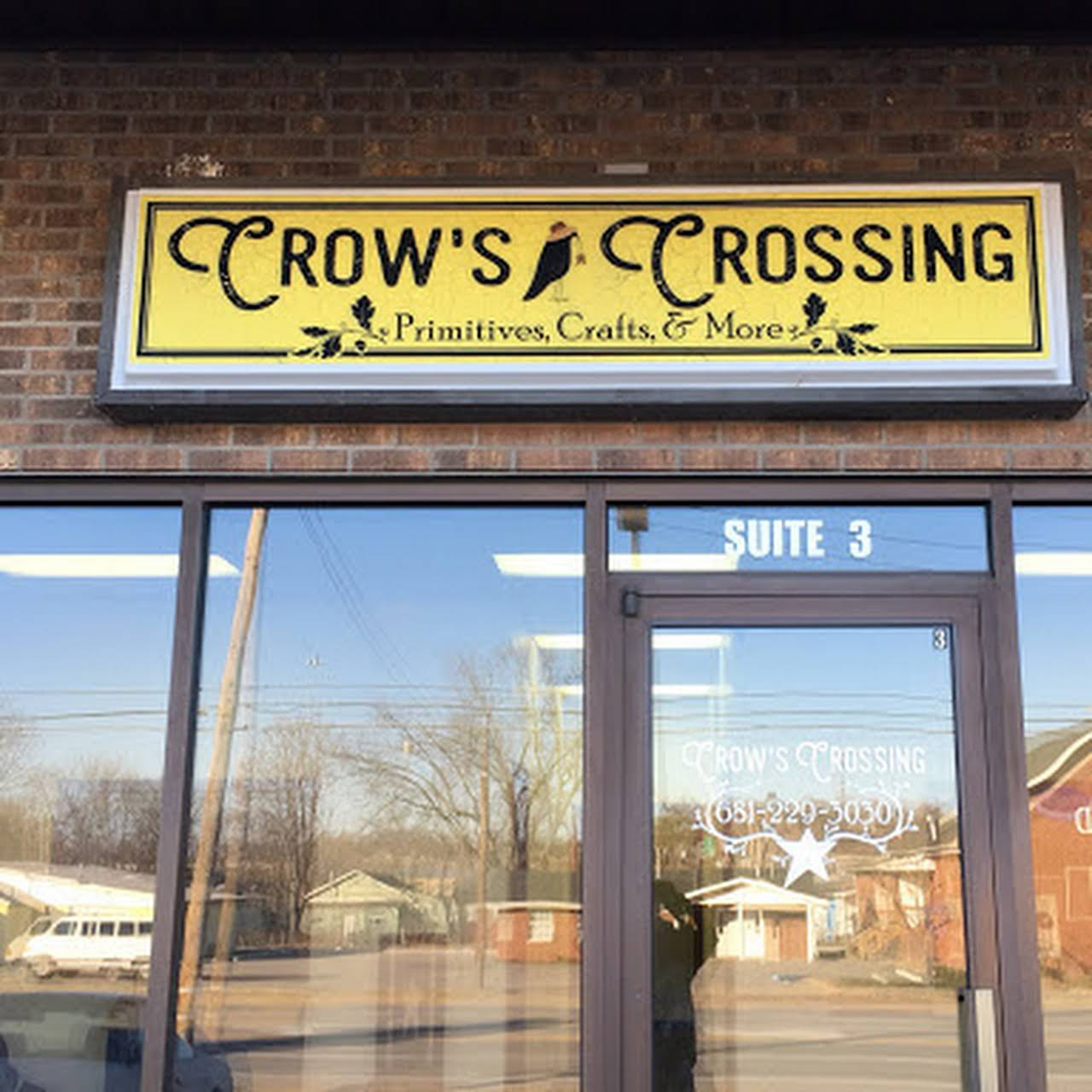 Crows Crossing Primitive Home Decor Craft And Furniture Store In