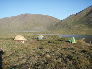 Photo: 26 July 2011 campsite