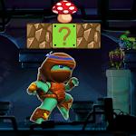 Ninja World in Turtles Icon