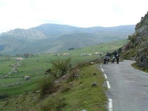 Photo: Kantabrien: Auffahrt zum Puerto del Asón (CA 265)