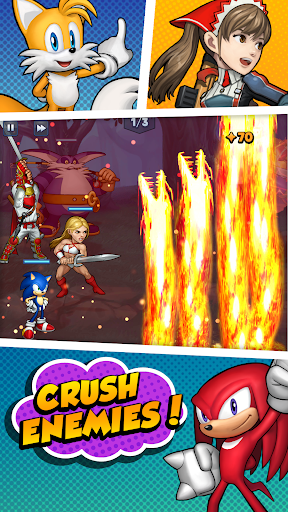 SEGA Heroes: Match-3 RPG Quest 60.176424 screenshots 1
