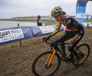 Marianne Vos rijdt net als Wout van Aert nog op een Bianchi