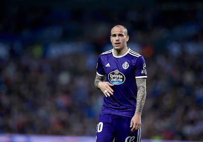 Sous les yeux de Ben Arfa, Valladolid s'impose dans le match de la peur
