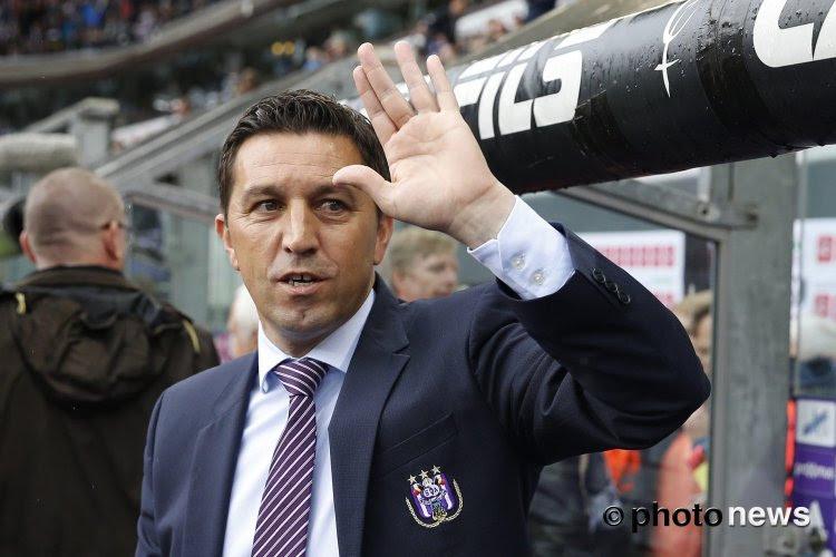 OFFICIEL: Besnik Hasi n'est plus l'entraîneur d'Anderlecht