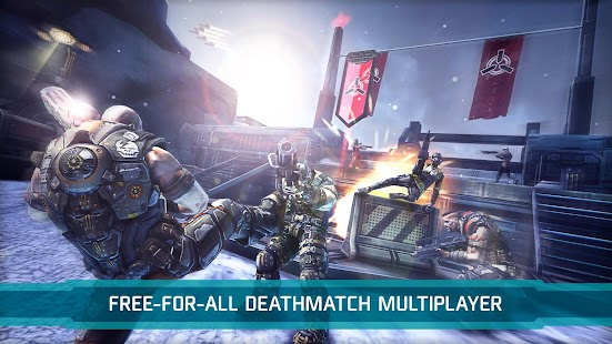 SHADOWGUN: DEADZONE Screenshot