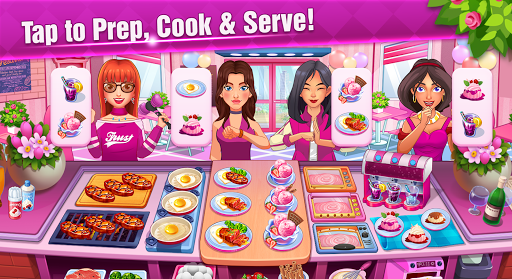 Cooking Family :Craze Madness Restaurant Food Game android2mod screenshots 1