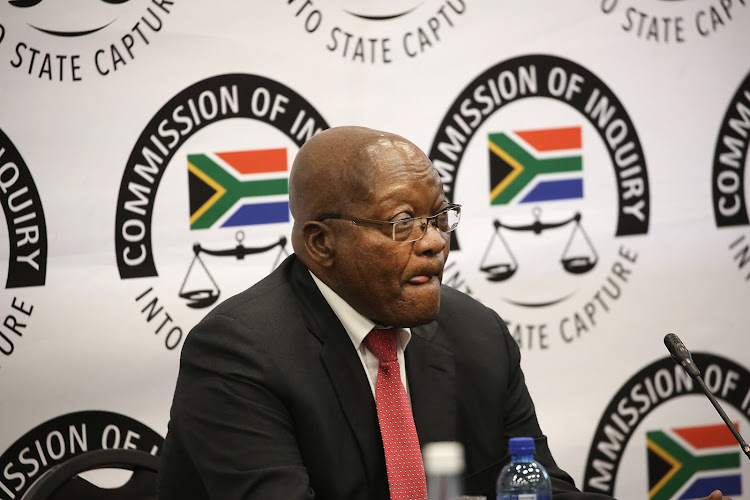 The Zondo commission has given former president Jacob Zuma an 11-page list of 'areas of interest'.