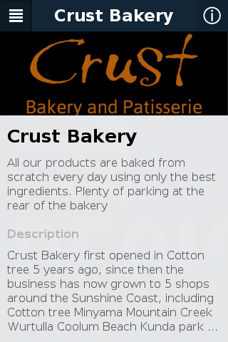 Crust Bakery