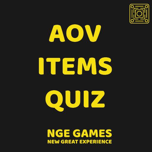 AOV Item Quiz (game)