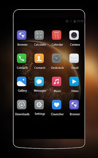 Theme for G8 HD 2.0.50 screenshots 2
