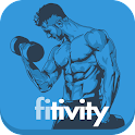Ripped Body Workouts icon