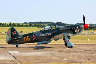 Photo: Jakovlev Jak-9. Teď něco uvidíte...