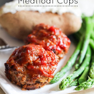 Meat Loaf Cups