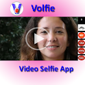 Volfie-Video Selfie icon