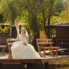 Wedding photographer Aleksandr Mokshin (Mokshin). Photo of 05.04.2015