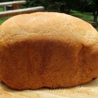 Sourdough Yeast Bread For The Bread Machine.