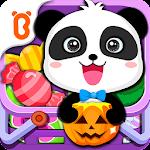 Baby Panda's Supermarket-Halloween Party Shopping Icon