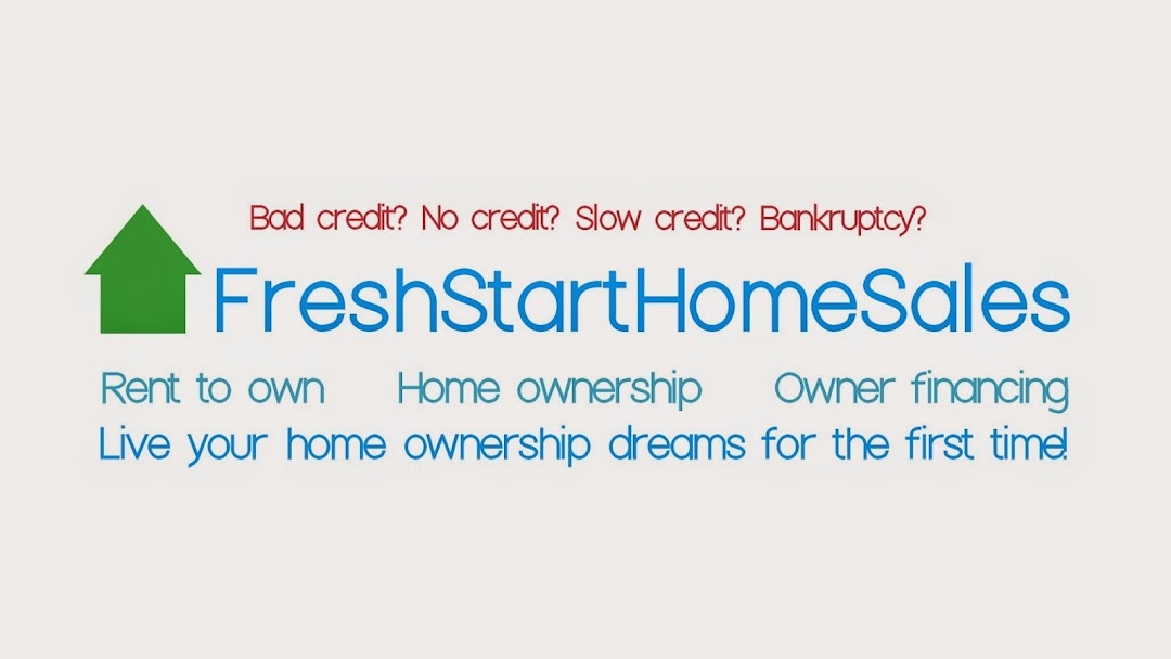 Fresh Start Home Sales- Rent To Own Homes - Rent To Own Homes