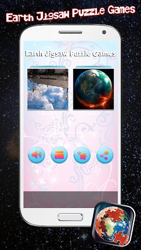 地球パズルゲーム