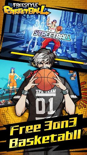 3on3 Freestyle Basketball 2.5.0.0 screenshots 3