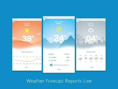 Weather report palladium live