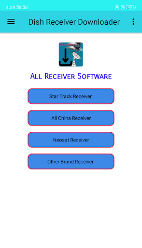 All Satellite Dish Receiver Box Software Download App Report on