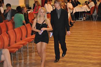 Photo: Závěrečná v tanečních třídy 2. A (sobota 19. listopad 2011). DK Akord, Náměstí SNP, Ostrava-Zábřeh.
