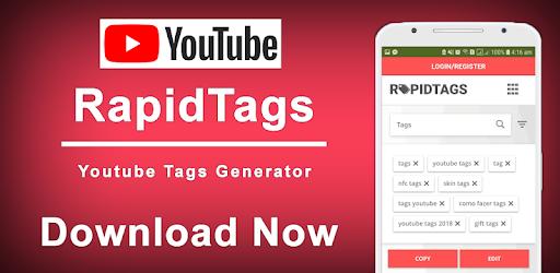 Скачать RapidTags - Youtube Tags Generator на компьютер (ПК