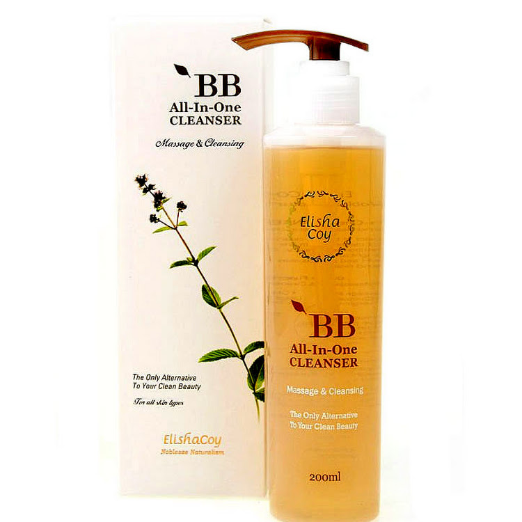 ElishaCoy - BB All-In-One Facial Cleanser 200mL by Supermodels Secrets