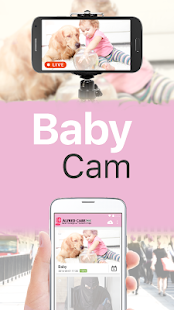 WiFi Baby Monitor - NannyCam- screenshot thumbnail