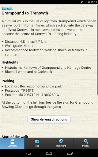 iWalk Grampound to Trenowth