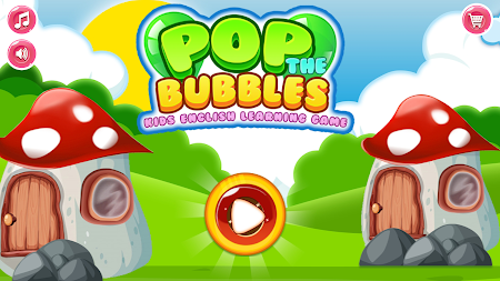 Pop the Bubbles – Kids English Learning Game APK screenshot thumbnail 6