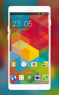 Theme for Samsung Galaxy S5 mini - náhled
