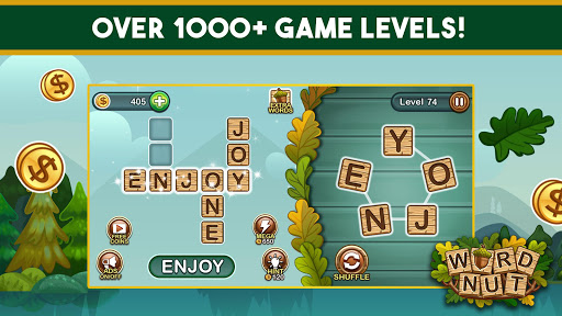 Word Nut: Word Puzzle Games & Crosswords 1.145 screenshots 1