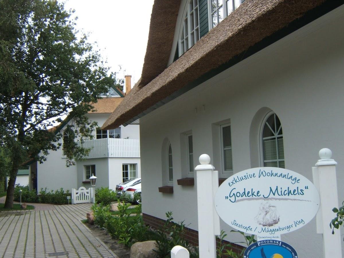 3-Zi-Ferienwohnung DEICHIDYLL Zingst