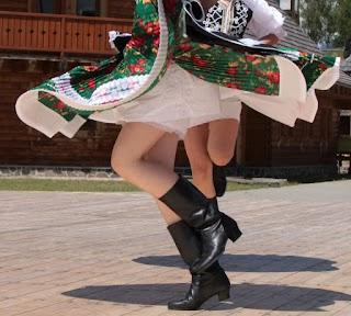 2012 Východná - vystúpenie pre MAS Horný Liptov