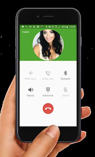 Fake call (PRANK) 3.0 screenshots 3