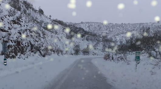 Tráfico: siete carreteras reabiertas, cinco cortadas y una restringida