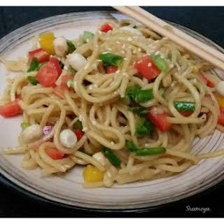 Crunchy Noodle Salad Recipes.