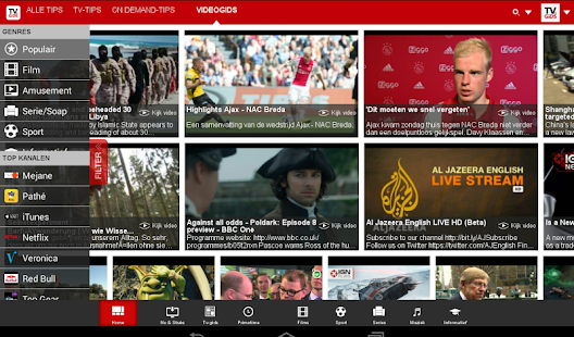 TVGids.nl - screenshot thumbnail