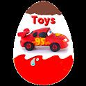 Surprise Eggs 3 icon