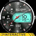 B-Sidz Watch Face & Clock Widget icon