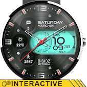 B-Sidz Watch Face & Clock Widget