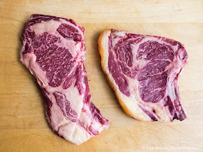 Photo: Galician Blonde and Basque Cider House steaks