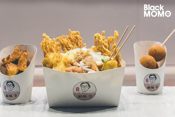 台北 鹹酥李・鹹酥雞風格店:家傳秘方×八種配料(古亭站)