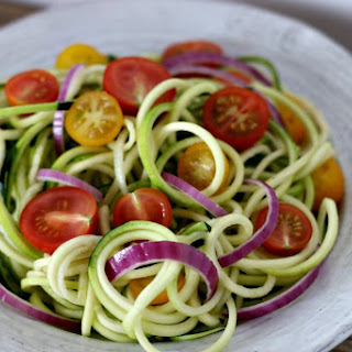 Quick and Easy Zucchini Squash Pasta