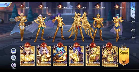 Saint Seiya : Awakening 7