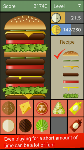 Hamburger apklade screenshots 2