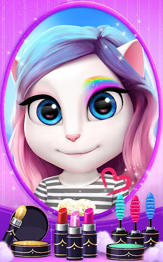 My Talking Angela  gameplay | by HackJr.Pw 6