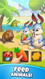 Tribe Blast: Puzzle Story Mod Apk (Unlimited Money) 4